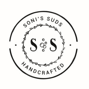 sonis suds small logo in black
