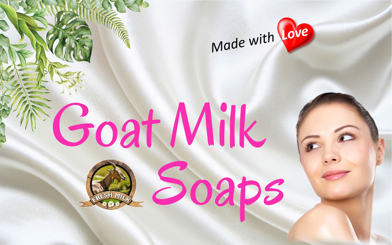 Goat Milk Soaps