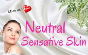 Neutral or Sensitive Skin